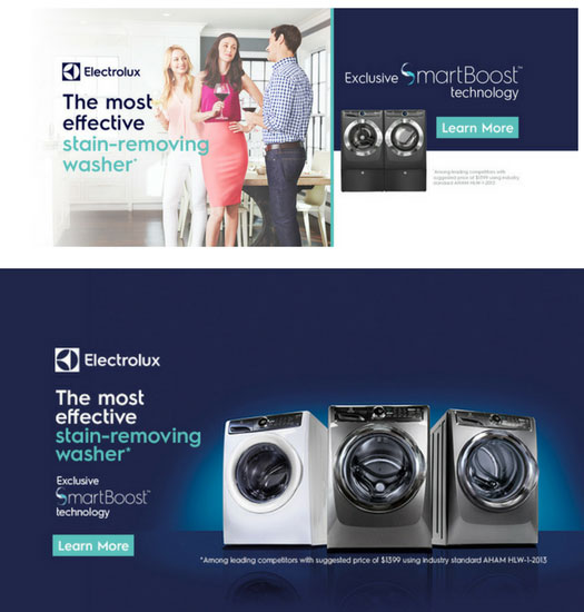 Electrolux - Exclusive SmartBoost Technology