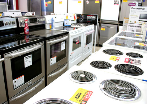 Trousdale's Home Hardware Building Centre - Appliances